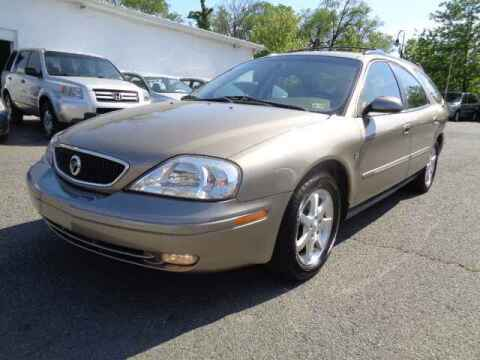 2002 Mercury Sable for sale at Purcellville Motors in Purcellville VA