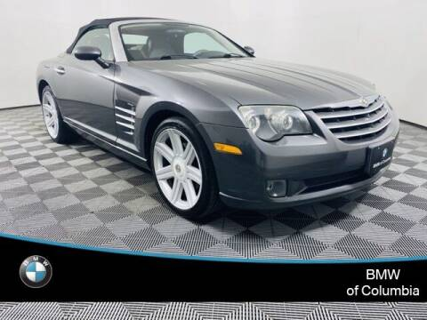 2005 Chrysler Crossfire for sale at Preowned of Columbia in Columbia MO