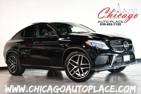 2018 Mercedes-Benz GLE for sale at Chicago Auto Place in Bensenville IL