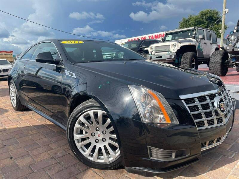 2014 Cadillac CTS for sale at Cars of Tampa in Tampa FL