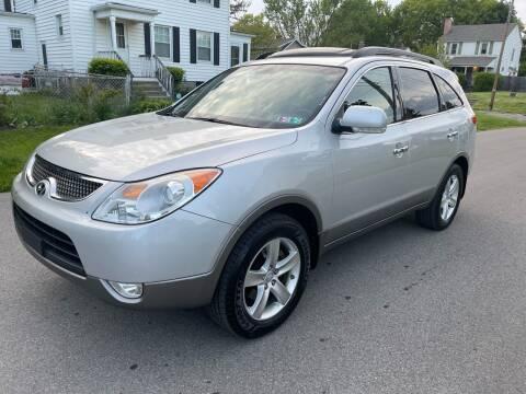 2010 Hyundai Veracruz for sale at Via Roma Auto Sales in Columbus OH