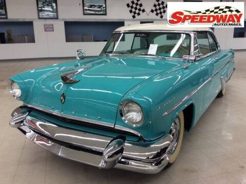 1955 Lincoln n/a for sale at SPEEDWAY AUTO MALL INC in Machesney Park IL