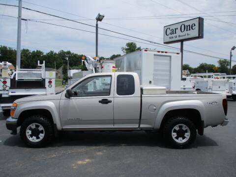 2004 GMC Canyon for sale at Car One in Murfreesboro TN