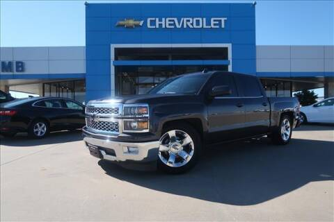 2015 Chevrolet Silverado 1500 for sale at Lipscomb Auto Center in Bowie TX