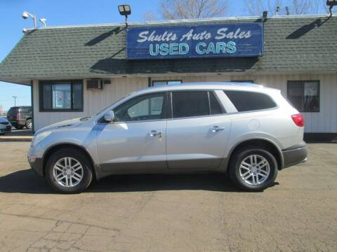 2008 Buick Enclave for sale at SHULTS AUTO SALES INC. in Crystal Lake IL