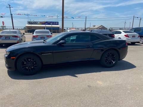 2015 Chevrolet Camaro for sale at First Choice Auto Sales in Bakersfield CA