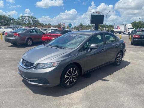 2013 Honda Civic for sale at Real Car Sales in Orlando FL