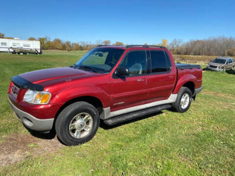 2002 Ford Explorer Sport Trac for sale at Dave's Auto & Truck in Campbellsport WI