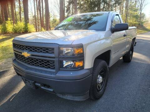 2014 Chevrolet Silverado 1500 for sale at Showcase Auto & Truck in Swansea MA
