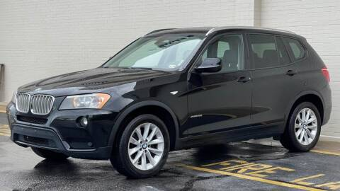 2013 BMW X3 for sale at Carland Auto Sales INC. in Portsmouth VA