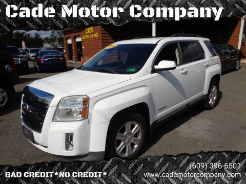 2014 GMC Terrain for sale at Cade Motor Company in Lawrenceville NJ