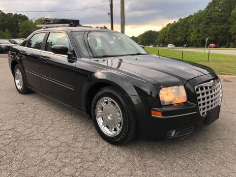 2005 Chrysler 300 for sale at CVC AUTO SALES in Durham NC