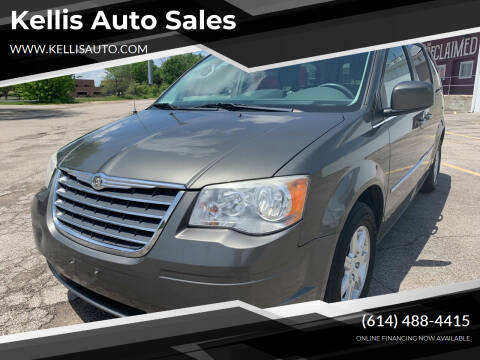 2010 Chrysler Town and Country for sale at Kellis Auto Sales in Columbus OH