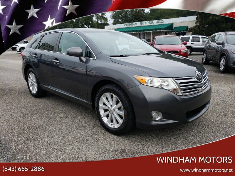 2009 Toyota Venza for sale at Windham Motors in Florence SC