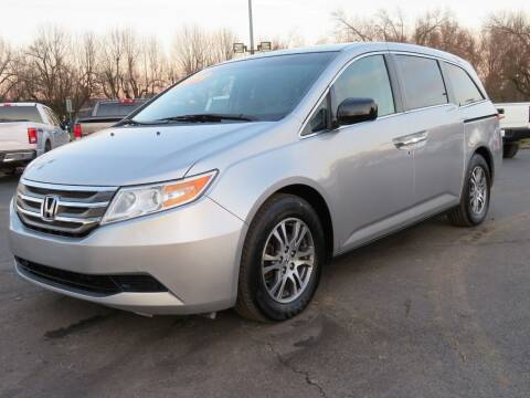 2012 Honda Odyssey for sale at Low Cost Cars North in Whitehall OH