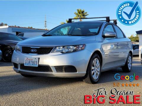 2011 Kia Forte for sale at Gold Coast Motors in Lemon Grove CA