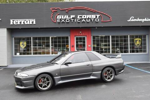 1991 Nissan GTR Skyline  for sale at Gulf Coast Exotic Auto in Biloxi MS
