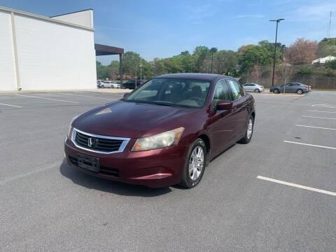 2009 Honda Accord for sale at Allrich Auto in Atlanta GA
