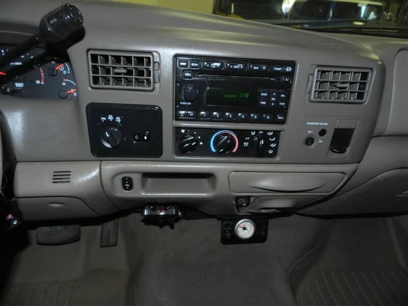2004 Ford F-250 Super Duty 4dr SuperCab Lariat 4WD SB - Houston TX