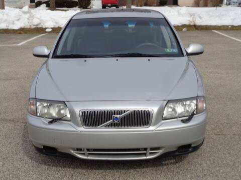 2002 Volvo S80 for sale at MAIN STREET MOTORS in Norristown PA