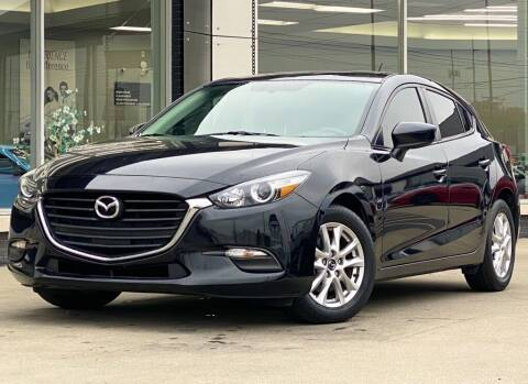 2017 Mazda MAZDA3 for sale at Carmel Motors in Indianapolis IN