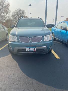 2008 Pontiac Torrent for sale at C & I Auto Sales in Rochester MN