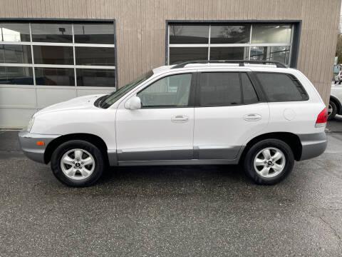 2006 Hyundai Santa Fe for sale at Westside Motors in Mount Vernon WA