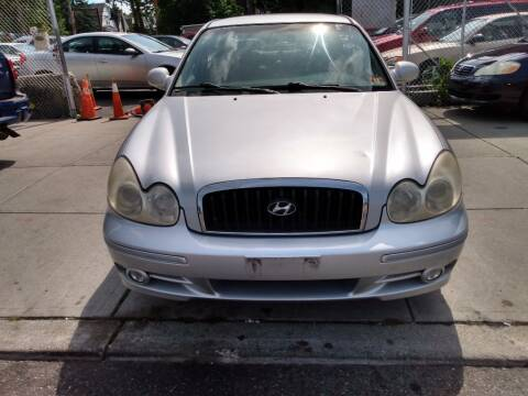 2004 Hyundai Sonata for sale at Brick City Affordable Cars in Newark NJ