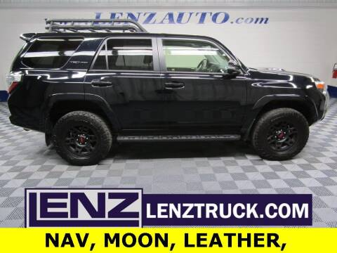 2019 Toyota 4Runner for sale at LENZ TRUCK CENTER in Fond Du Lac WI