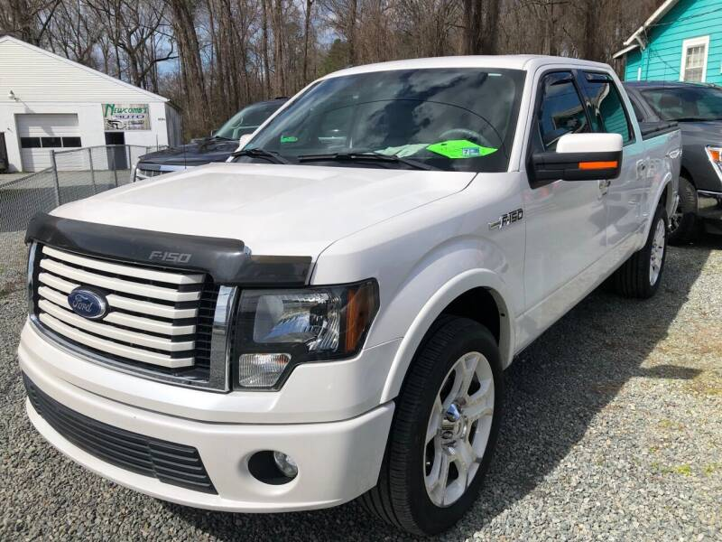2011 Ford F-150 for sale at Pritchard Auto Sales in Richmond VA
