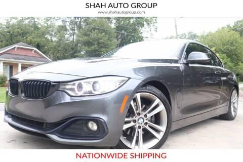 2016 BMW 4 Series for sale at E-Z Auto Finance - E-Biz Auto in Marietta GA