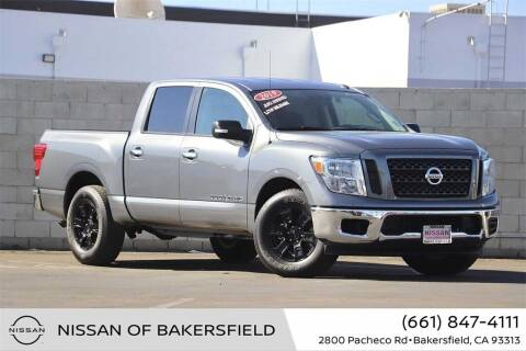 2019 Nissan Titan for sale at Nissan of Bakersfield in Bakersfield CA