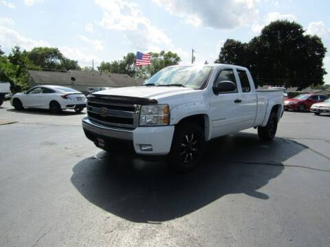2008 Chevrolet Silverado 1500 for sale at Stoltz Motors in Troy OH