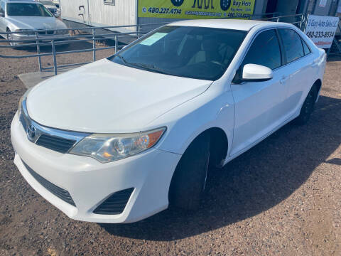 2014 Toyota Camry for sale at 3 Guys Auto Sales LLC in Phoenix AZ