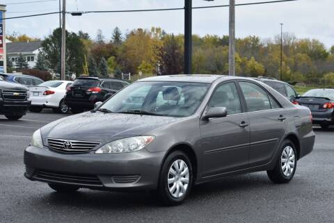 2006 Toyota Camry for sale at Broadway Garage of Columbia County Inc. in Hudson NY