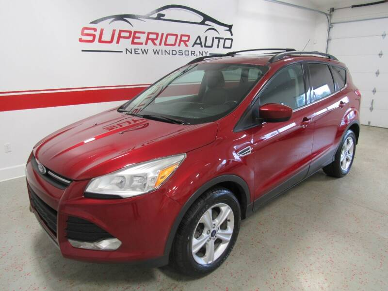 2014 Ford Escape for sale at Superior Auto Sales in New Windsor NY