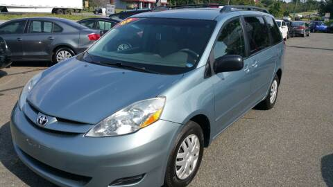 2009 Toyota Sienna for sale at Ace Auto Brokers in Charlotte NC