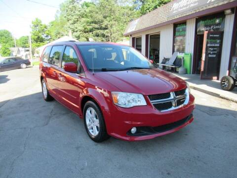 2012 Dodge Grand Caravan for sale at Perfection Auto Detailing & Wheels in Bloomington IL