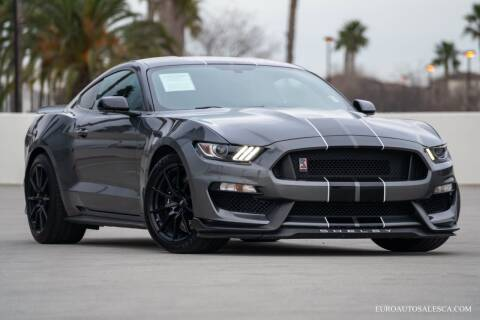 2016 Ford Mustang for sale at Euro Auto Sales in Santa Clara CA