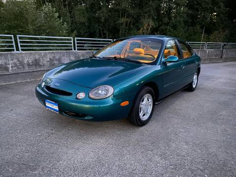 1996 Ford Taurus for sale at Zipstar Auto Sales in Lynnwood WA