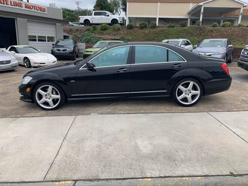 2012 Mercedes-Benz S-Class for sale at State Line Motors in Bristol VA