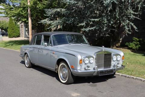 1974 Rolls-Royce Silver Shadow for sale at Gullwing Motor Cars Inc in Astoria NY