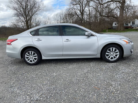 2013 Nissan Altima for sale at Westview Motors in Hillsboro OH