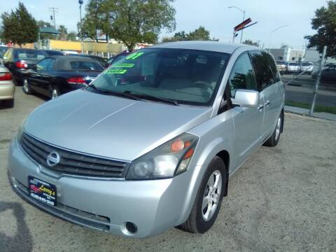 2007 Nissan Quest for sale at Larry's Auto Sales Inc. in Fresno CA