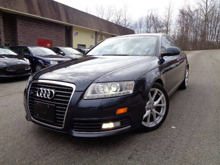 2009 Audi A6 for sale at Skyline Motors in Ringwood NJ