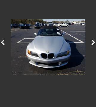 1997 BMW Z3 for sale at Nash's Auto Sales Used Car Dealer in Milton FL