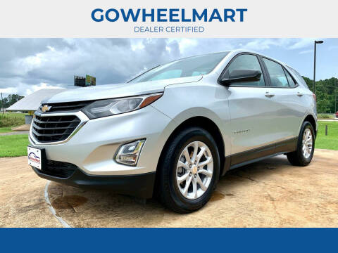 2021 Chevrolet Equinox for sale at GOWHEELMART in Leesville LA
