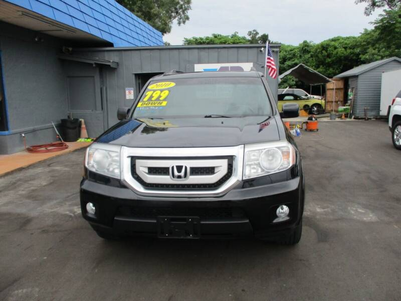 2010 Honda Pilot for sale at AUTO BROKERS OF ORLANDO in Orlando FL