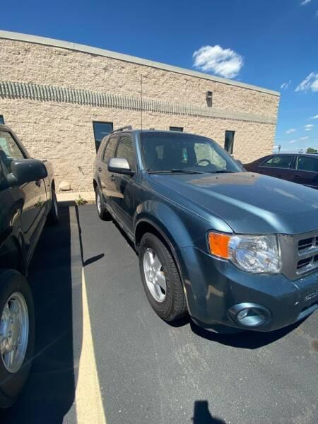 2012 Ford Escape for sale at C & I Auto Sales in Rochester MN