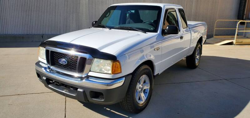 2004 Ford Ranger for sale at Discount Motor Sales LLC in Wenatchee WA